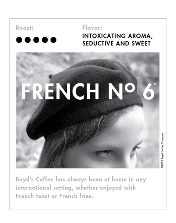 FRENCH NO. 6: 3 OZ PORTION PACKS (CASE OF 40 PACKS) main image