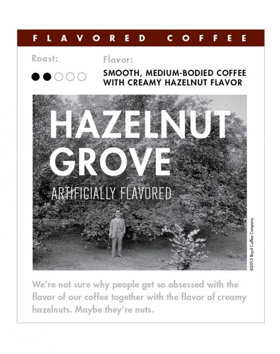 HAZELNUT GROVE: 2.75 OZ. PORTION PACKS (CASE OF 46) main image