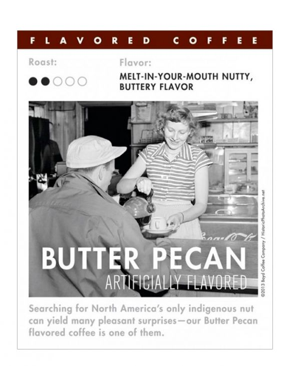 BUTTER PECAN: 2.75 OZ. PORTION PACKS (CASE OF 46) main image
